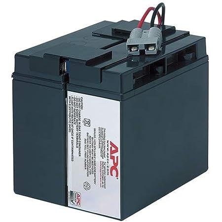 APC SUA1500J/SUA1500JB交換用バッテリキット RBC7L