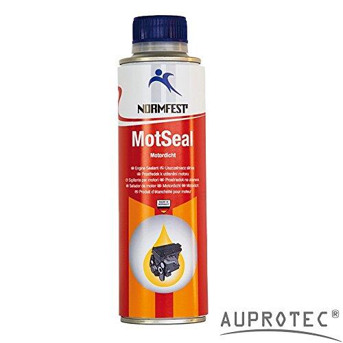 Auprotec® Normfest Motordicht Mot Seal Motor Dichtmittel Motordichtung Dichtstoff Öl Zusatz (1 Dose)