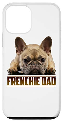 iPhone 12 mini Frenchie Dad -Father' Day for French Bulldog Dad Case