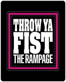 "THE RAMPAGE LIVE TOUR 2019 ""THROW YA FIST"" TOUR 公式グッズ リストバンド"