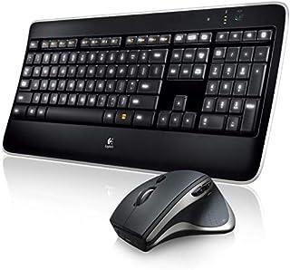 لوجيتيك لوحة مفاتيح متوافقة مع بي سي و لابتوب - MX800