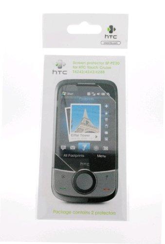 HTC HTCSPP350 Displayschutz für HD Mini (2-er Pack) klar
