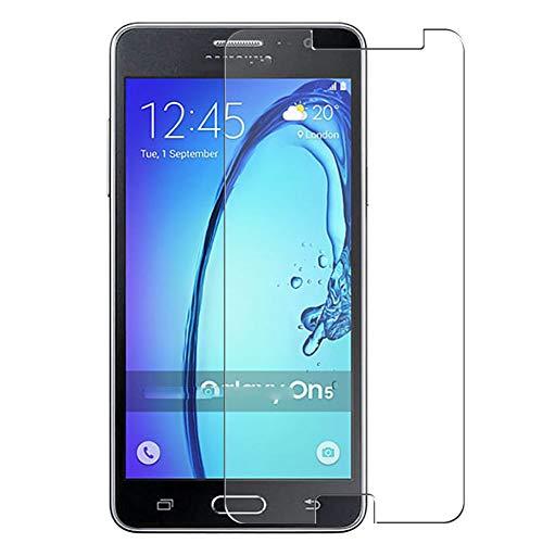 Vaxson 3 Unidades Protector de Pantalla, compatible con Samsung Galaxy On5 2015 [No Vidrio Templado] TPU Película Protectora