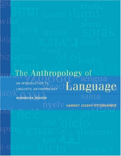 Linguistic Anthropology Workbook and Reader