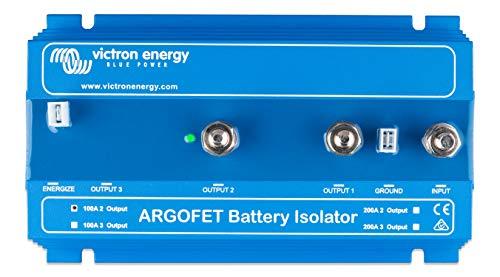 Victron Energy ARG100201020R Argofet 100-2 Two 100 A, 2 baterías 100A