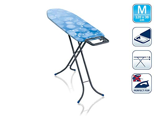 Leifheit 72437 Table à Repasser Classic M Basic Ed.60 ans blue