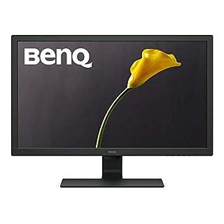 BenQ 24 Inch 1080P Monitor | 75 Hz for Gaming | Proprietary Eye-Care Tech |Adaptive Brightness for Image Quality | GL2480 (B00IKDFL4O) | Amazon price tracker / tracking, Amazon price history charts, Amazon price watches, Amazon price drop alerts