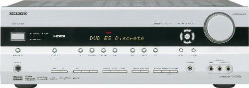 Onkyo TX SR 506 S 7.1 AV-Receiver (HDMI 1.1) Silber