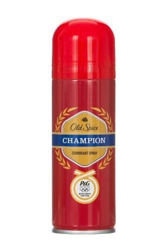 Old Spice Aerosol Bodyspray Champion, 1er Pack (1 x 150 ml)