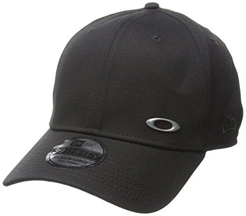 Oakley Herren TINFOIL Cap Stretch Fit Hats, Black, M/L
