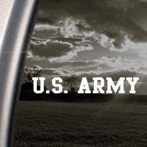 Autocollant uS aRMY bannière états-unis car truck decal stickers de fenêtre