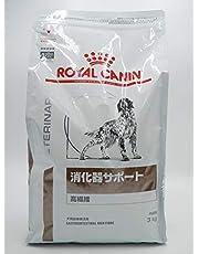 【療法食】 ロイヤルカナン ドッグフード 消化器サポート(高繊維) 3kg