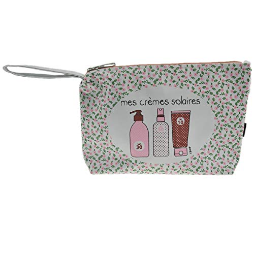 INCIDENCE TROUSSE ISOTHERME - Pink Basics - Mes crèmes solaires