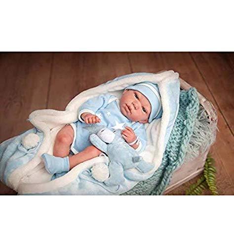 Muñecas Arias- Muñeca bebé (98036)