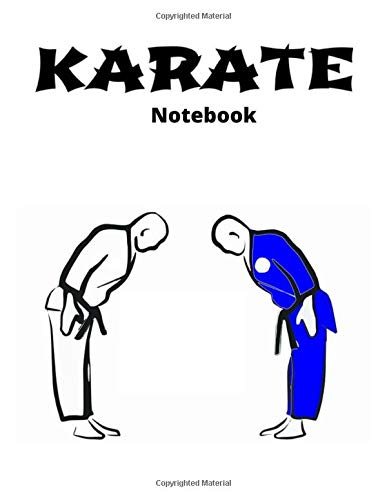 Karate Notebook