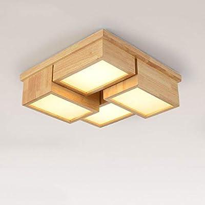 HAWEE Elegante Plafón LED 12W Moderna Lámpara de Techo LED ...