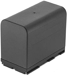 Canon XH-A1 Camcorder Battery Lithium-Ion (6000 mAh) - Replacement for Canon BP-945 Battery