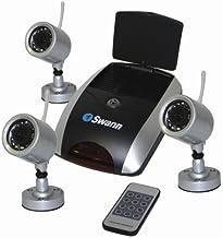 Swann 2.4 GHz Wireless Outdoor 3 Pack Camera Kit