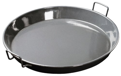 Outdoorchef Gourmet-pan, zwart