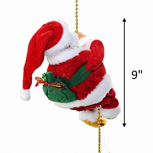 Haktoys Climbing Santa Claus 9