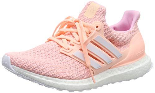 Adidas Damen Ultraboost Sneaker , Arancione Clear Orange/Orchid Tint S18/True Pink, 38 2/3 EU