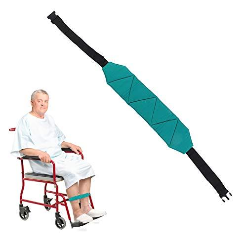 Cinturón de seguridad para silla de ruedas, Cinturón de seguridad ajustable para silla de ruedas, correas de sujeción para silla de ruedas, cinturón antideslizante para asiento de silla (3.5m)