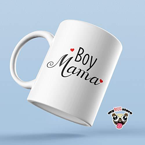 Regalos para mamá mamá taza nueva madre taza Junge mamá café taza regalo para nueva mamá taza de café