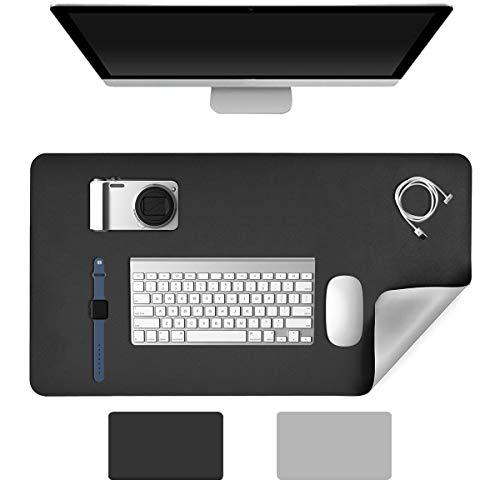YingStar Alfombrilla de Ratón Escritorio Alfombrilla Gaming para Teclado Grande 800x400mm Almohadilla para Mesa PC Doble Cara Impermeable Antideslizante Mousepad para Videojuegos Portátil Oficina