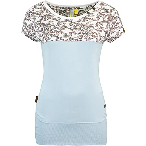 alife & kickin Cora Women Shirt (XL, Ice)