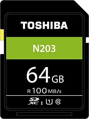 Toshiba THN-N203N0640E4 64GB N203 Klasse 10 SD-Karte