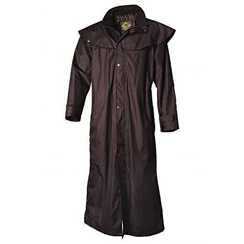 Scippis - Stockman Coat (Rain Wear) - Brown, XX-Large