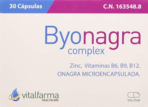 Vitalfarma Byonagra Complex 30Cap. 120 Ml