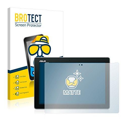 BROTECT 2X Entspiegelungs-Schutzfolie kompatibel mit Asus ZenPad 10 Z300C / Z300CL / Z300M Bildschirmschutz-Folie Matt, Anti-Reflex, Anti-Fingerprint