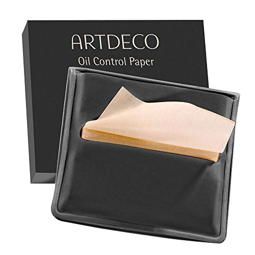 ARTDECO Oil Control Paper, Ölabsorbierendes Puderpapier