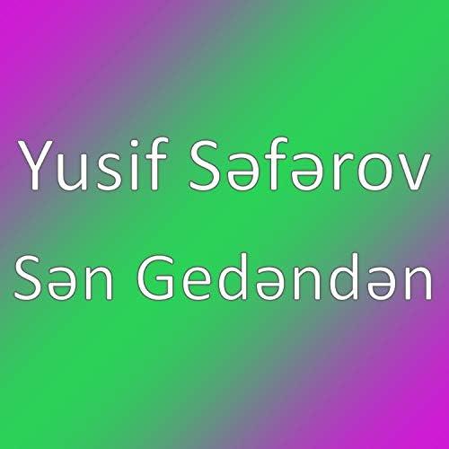 Yusif Səfərov