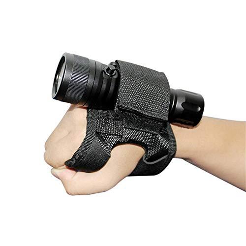 advancethy Taschenlampen Beutel Tragetasche Nylon Hochleistungstaschenlampenhalter Für Das Reiten Im Freien