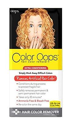 Color Oops Regular Strength