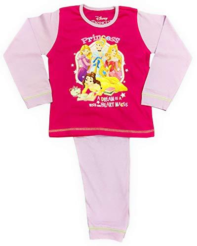 Pijama de belleza durmiente, princesa, Cenicienta, Belle Rapunzel, para niñas