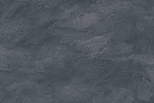 Tischplatte Dark Slate 110x70cm für Tisch Garten Gartentisch Outdoor Esstisch