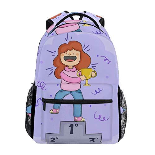 School Backpacks Champion Girl Bookbags Bag for Girls Kids Elementary