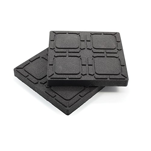 """Camco 44600 Universal Flex Pads for Leveling Blocks, 8.5"""" x 8.5"""""""