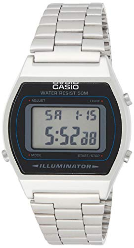 Casio Collection UnisexRetro Armbanduhr B640WD-1AVEF