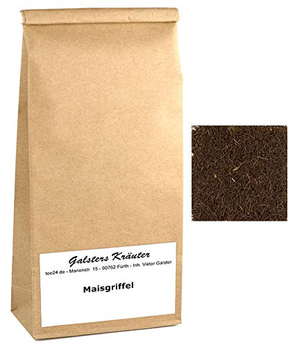 200g Maisgriffel Maisbart-Tee Maishaare Maishaartee Zea mays | Galsters Kräuter