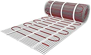 Altech by Warmup - Professional - Quick Heat Mat - Under Floor Heating - Compatible with All Floors, Fast & Easy Installat...