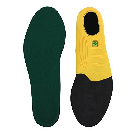Small Spenco Ironman Sport Plus Replacement Insole Size Women 6 to 10 Men 6 to 8