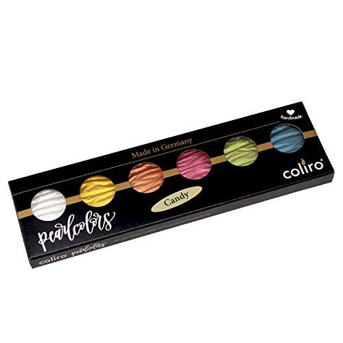 Finetec GmbH Coliro Pearlcolor M770 Set Candy