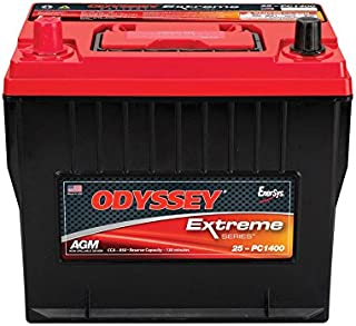 Odyssey 25-PC1400T Automotive and LTV Battery