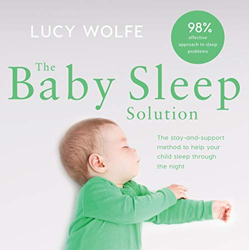 The Baby Sleep Solution audiobook cover art