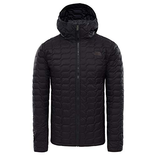 The North Face Herren Daunenjacke Thermoball, Tnf Black Matte (T93rx9xym), L