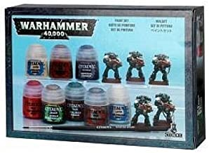 Warhammer 40,000 Paint Set by Hobby Supplies